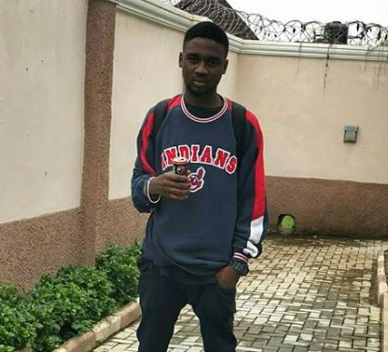 I am Not a Yahoo Boy - Young Artise and Photographer Arrested by Says