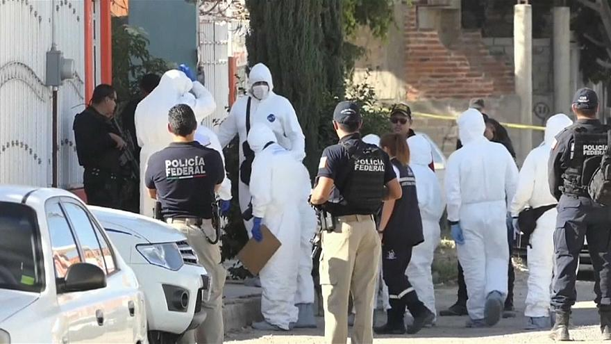 Ten Killed In Mexico Shoot-out Between Alleged Criminals 1