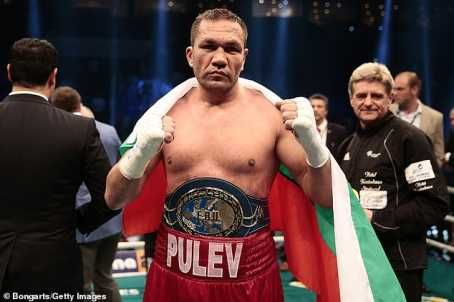 Kubrat Pulev Fined, Banned From Boxing After Kissing Female Reporter 1