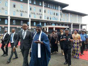 Rochas Okorocha Commissions Justice Oputa Court Complex 2