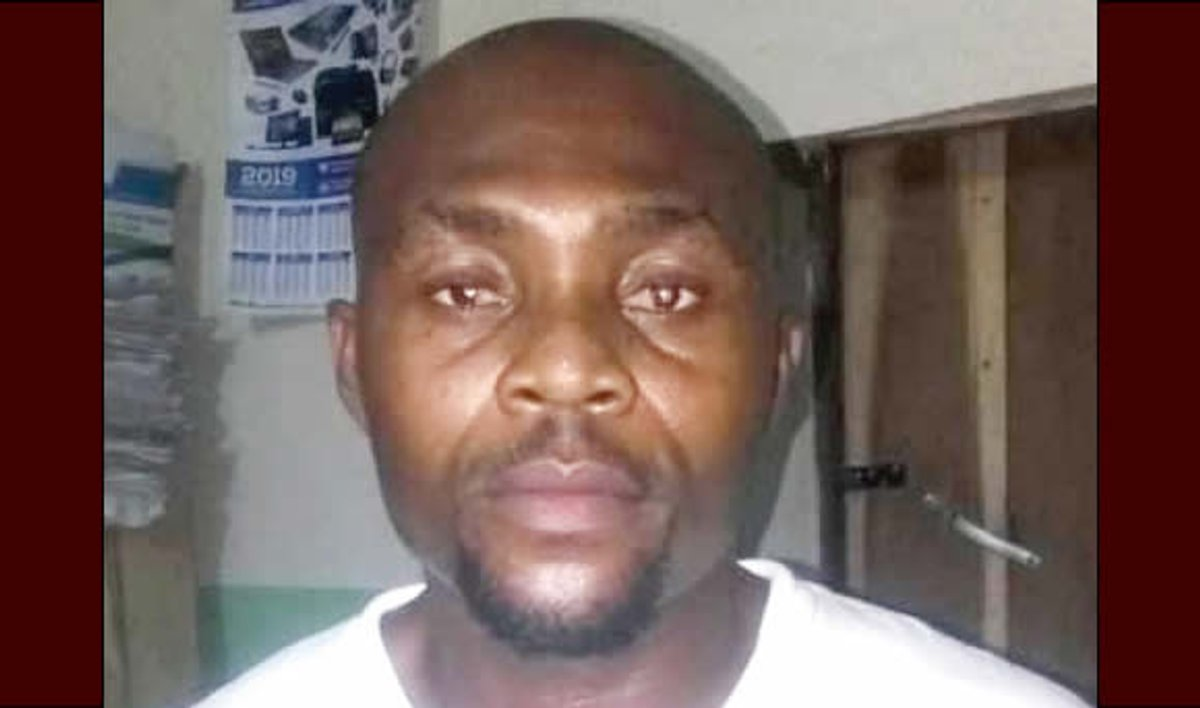 Robbery Suspect, Arrested In Imo Hotel 1