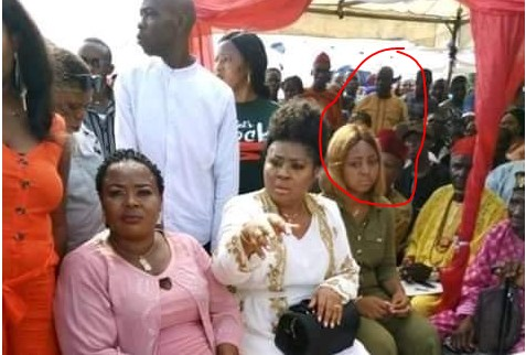 Regina Daniels Looking Sad At Her Wedding To Ned Nwoko 1