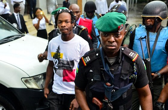Naira Marley: We Are Not Chasing Musicians  -EFCC 1