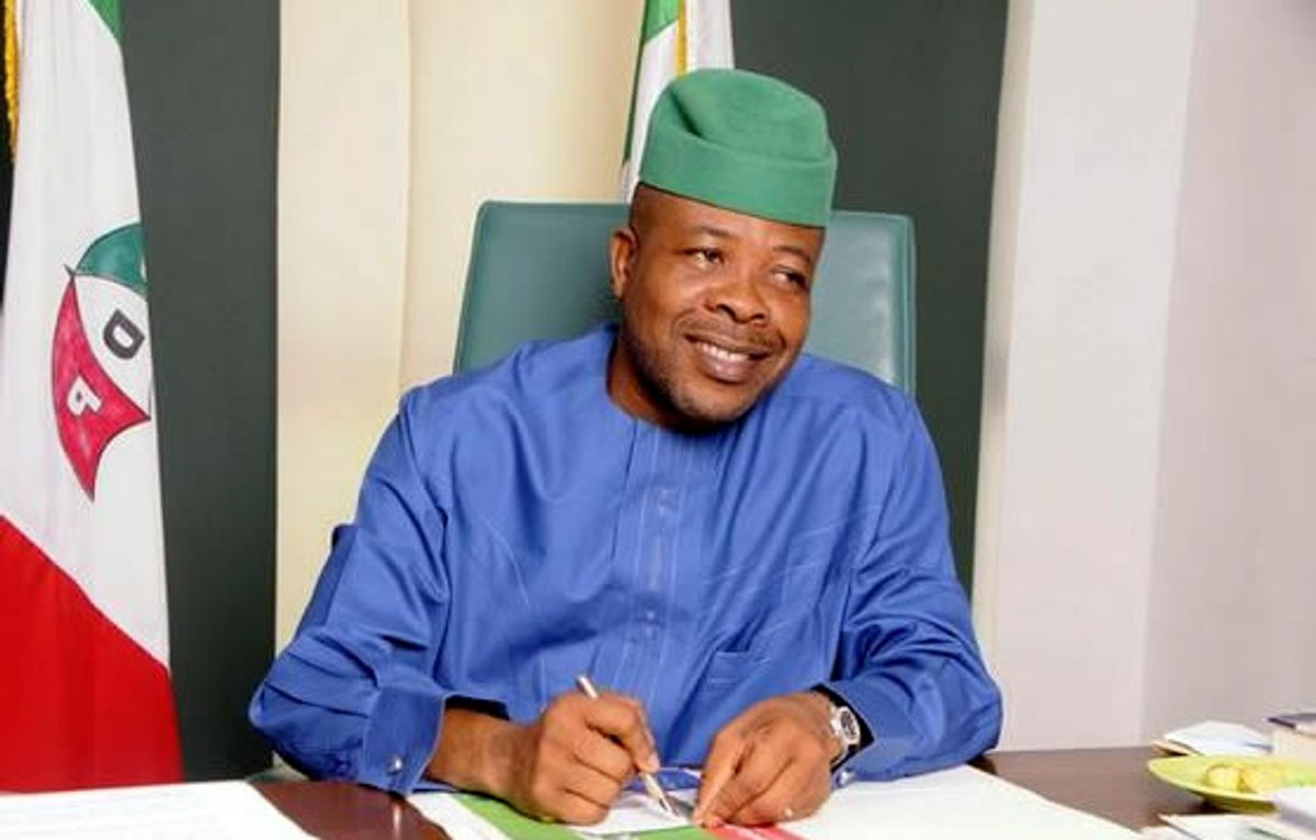 Court Strikes Out Suit Seeking To Stop Ihedioha's Inauguration 1
