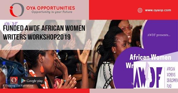 Apply: African Women Writer Workshop 2019 1