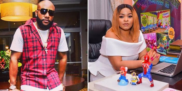Ijeoma Okonkwo Celebrates Son Kanyechukwu's 7th Birthday 1