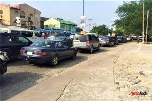 Gridlock At lekki-ikoyi Bridge Lagos 10