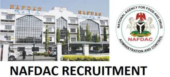 NAFDAC Recruitment 2019/2020 Form is out?