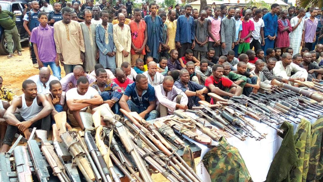 Police Arrest 93 Kidnap, Robbery Suspects In Kaduna, others 9