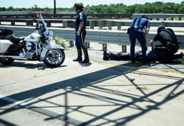 Donald Trump Motorcade Involved in Road Accident