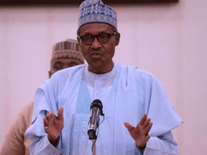 Buhari-Gives Truck Operators, Drivers 72Hrs To Clear Off Apapa Roads 2