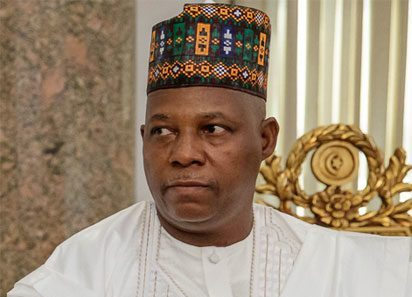 Shettima- Borno now safer than Abuja, Sokoto, Kaduna, other States. 1