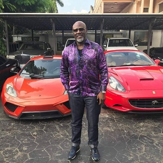 Senator Dino Melaye - I'm Afraid of the Revenge of the Poor