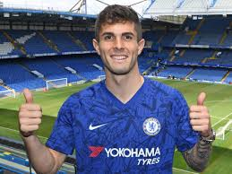 Pulisic -Hazard Is My Chelsea Benchmark, 1