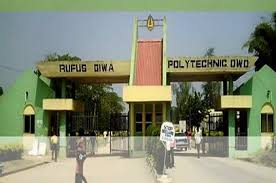 Rufus Giwa Polytechnic Re-Scheduled Date for 2018/2019 1st Semester Examination