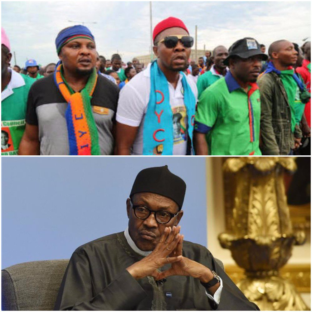 Ijaw Youths Make Strong Demands From Buhari Govt. 1