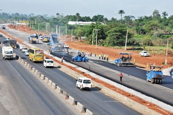 Reconstruction of Lagos-Ibadan Expressway Has Reached 40% completion, says FG 1