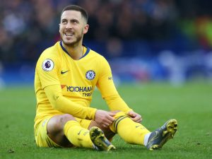 Pulisic -Hazard Is My Chelsea Benchmark, 2