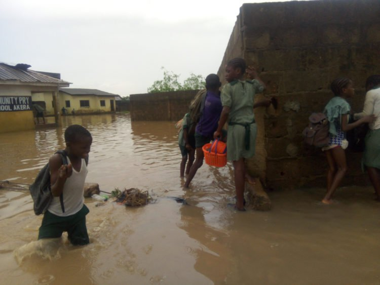 Early Morning Rain Wreaks Havoc in Lagos Community 10