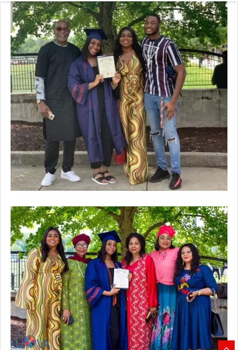 RMD Celebrates His Daughter as She Graduate From High School in USA 4