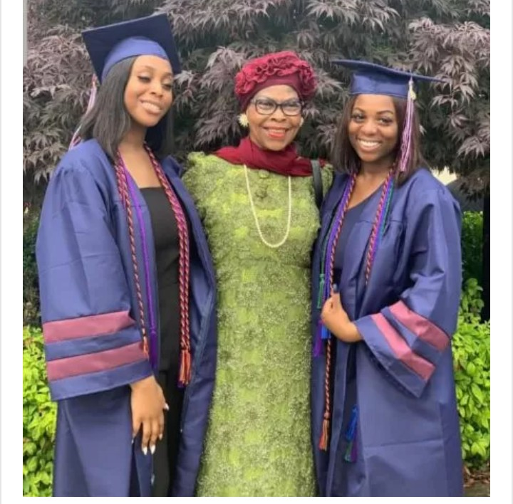 RMD Celebrates His Daughter as She Graduate From High School in USA 3