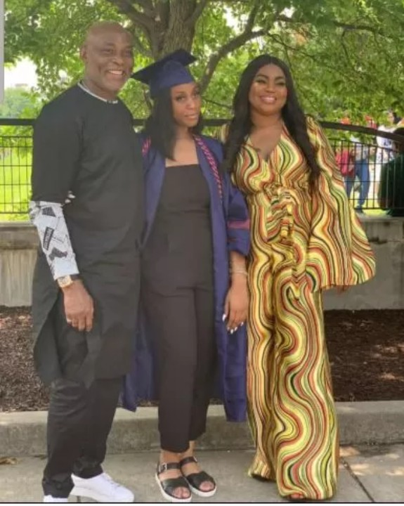 RMD Celebrates His Daughter as She Graduate From High School in USA 2