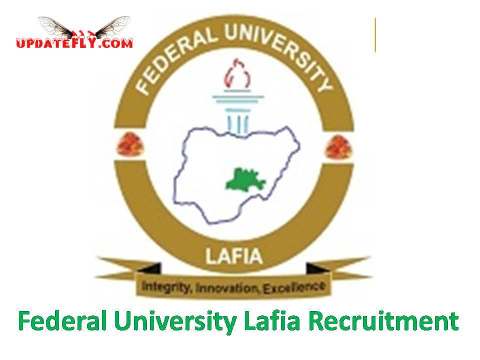 Federal University Lafia Remedial/Pre-degree Admission Form 2019