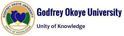 Godfrey Okoye University Post UTME Form 2019/2020 Academic Session