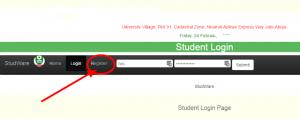 NOUN: Procedure For Registration in Student Portal Login 2019 4