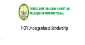 Apply For PICFI Scholarship Award 2019-2020 For Nigerian Undergraduates.