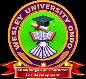 Wesley University Ondo Post UTME / DE Screening Form for 2019/2020