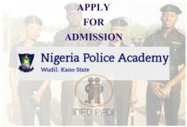 Apply for Nigeria Police Academy (NPA) 2019/2020 Academic Session 1