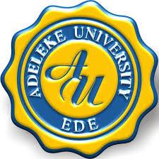 Apply For Adeleke University Post UTME Form 2019
