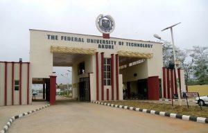 Federal University of Technology Akure (FUTA) Pre-Degree Admission Form for 2019/2020 Academic Session