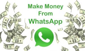 Best Ways to Make Money Using Whatsapp Platform in 2019