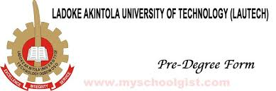 Ladoke Akintola University of Technology (LAUTECH) Admission List For 2019/2020 10