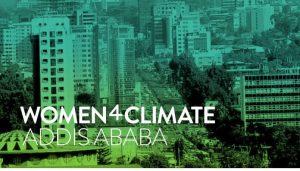 The C40 Addis Ababa Women4Climate Mentorship Program 2019