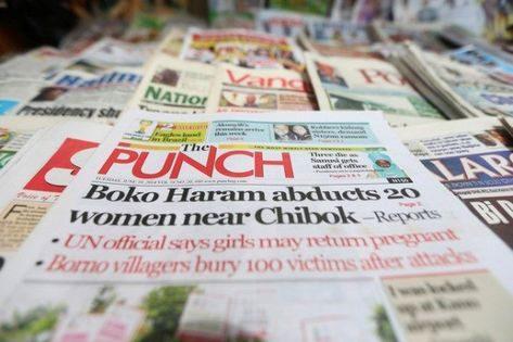 nigerian newspapers
