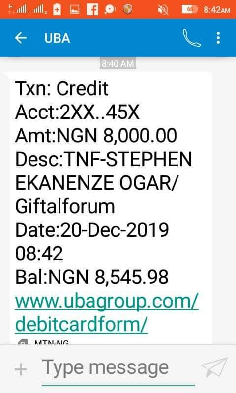 Join Giftalforum and earn 50k weekly