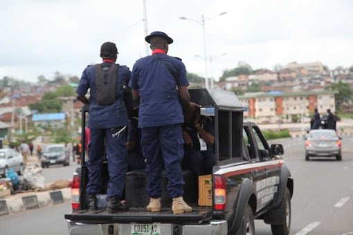 NSCDC arrests two suspects for allegedly defrauding JAMB candidates