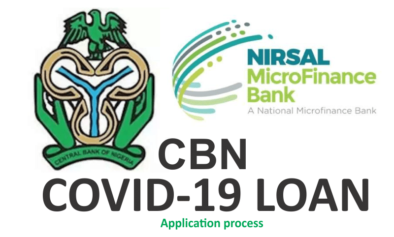 CBN to Begins Disbursement of COVID-19 Fund Today - Have You Applied? See How to Apply