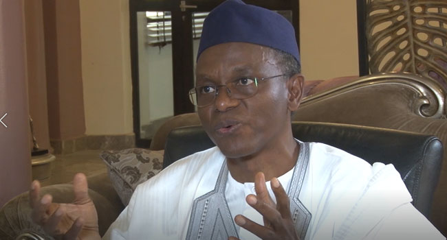 JUST IN: Kaduna State Govt Extends Lockdown By 30 Days