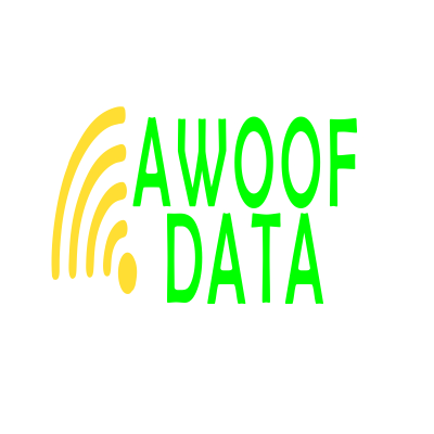 AWOOF! Mobile Network Introduce Stay at Home Mobile Data - How to Activate Yours!