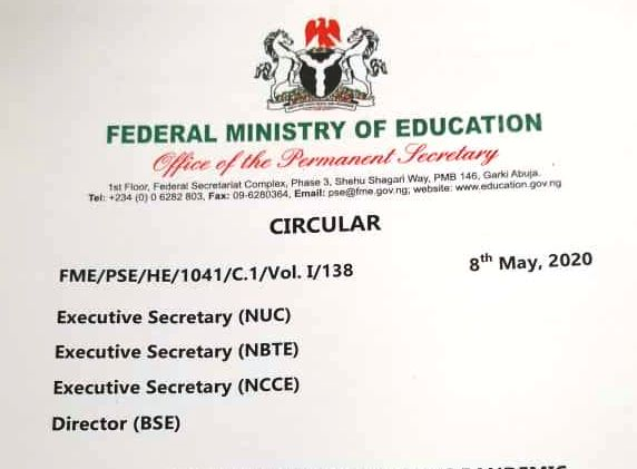 School Resuming Date - Yet announced - See the latest News