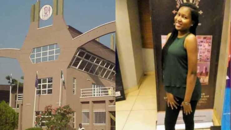 UNIBEN student raped to death inside church in Benin Read more at: https://www.vanguardngr.com/2020/06/uniben-student-raped-to-death-inside-church-in-benin/