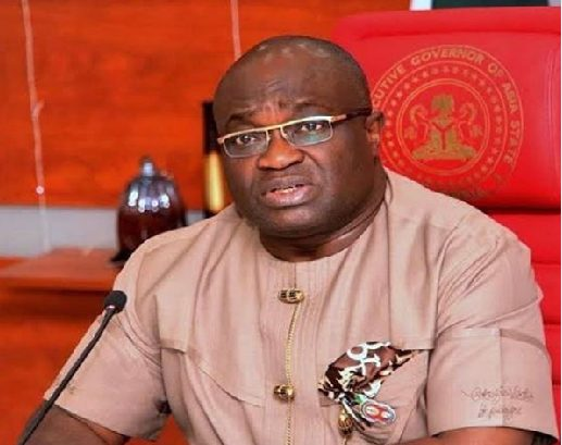 JUST IN: Abia Governor Okezie Ikpeazu Tests Positive For COVID-19