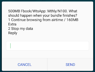Airtel Cheat: Get 500MB on Airtel, Valid for 30 Days