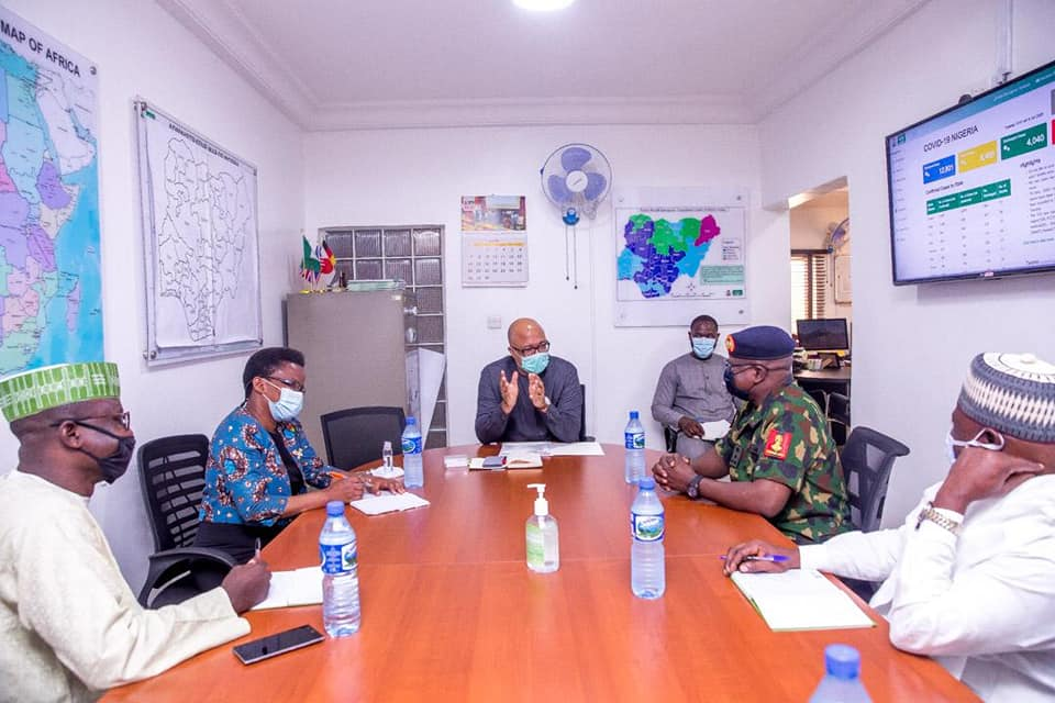 COVID-19: NYSC Meets NCDC On Strategies for Post-Lockdown Operations