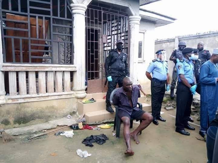 Shoe dealer who kidnaps and kills his suppliers arrested in Rivers state (graphic photos) 1