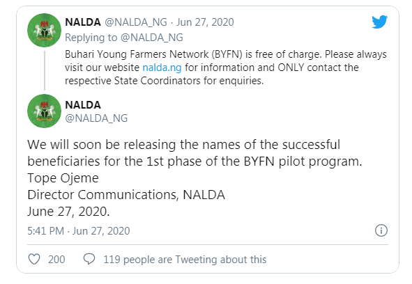 Nalda Shortlisted Candidates 2020 PDF (List of Successful Names to be Released)
